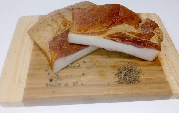 Údená slanina bez kože VB 1751