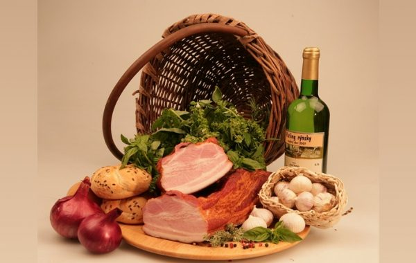 Údená oravská slanina voľná 1756