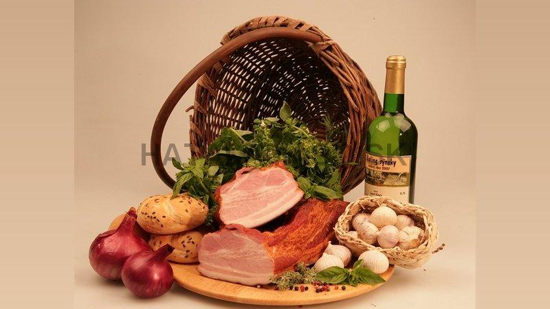 Údená oravská slanina VB 1755